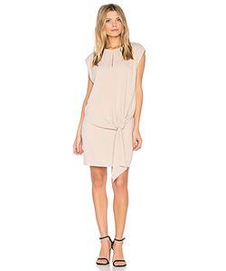 Tibi | Платье С Завязкой Спереди Savanna