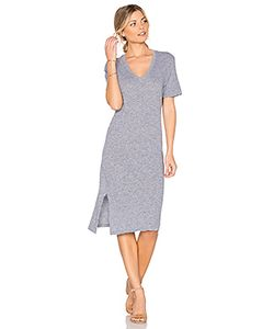 Monrow | Oversized Knot Tee Dress