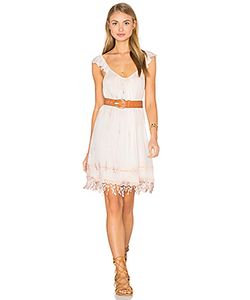 Gypsy 05   Платье Из Крошё С Бахромой