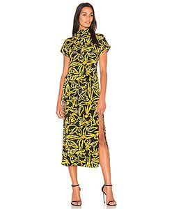 Diane Von Furstenberg | Платье С Разрезом Сбоку