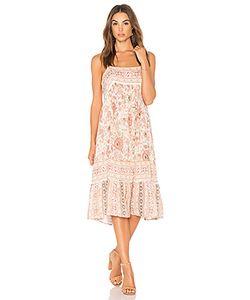 Spell & The Gypsy Collective   Платье-Комбинация Zahara