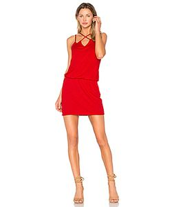 Lanston | Платье Накрест Спереди