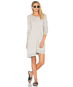 Wilt | Shrunken Gusset Sweatshirt Dress