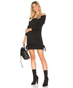 Bobi   Платье С Открытыми Плечами