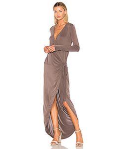 YFB CLOTHING | Платье С Запахом Emilio