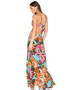FARM   Длинное Платье Chita Folk