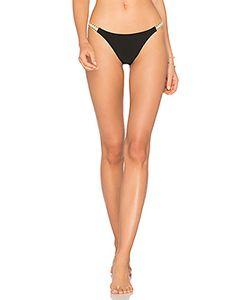 Vix Swimwear | Прочные Плавки Бикини С Джутовой Отделкой
