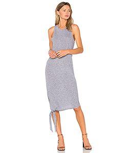 Lanston | Asymmetrical Tie Dress