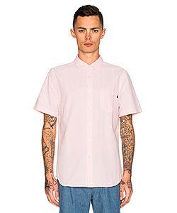Obey | Рубашка С Коротким Рукавом Dissent Ii