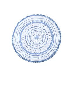 The Beach People | The Wategos Round Towel