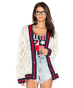 Hilfiger Collection | V Neck Corporate Cardigan