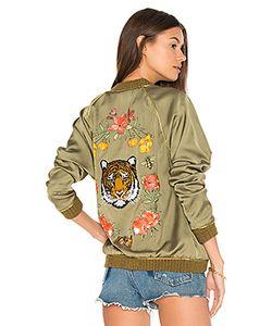 Lauren Moshi | Куртка Бомбер Garden Tiger