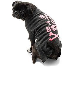 360 Sweater   Свитер Для Собаки Bad To The Bone