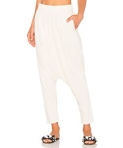 Raquel Allegra | Cropped Slouchy Pant