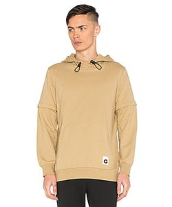 Cahill+ | Empire Zip Off Sleeve Hoodie