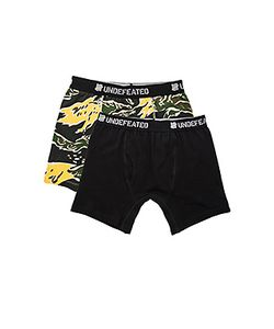 Undefeated | 2 Pack Boxer Shorts