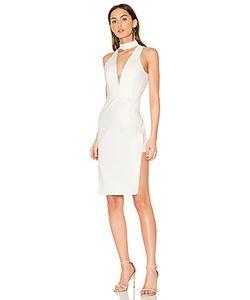 Michelle Mason | Choker Plunge Dress