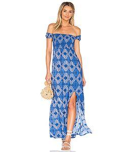 Aila Blue   Макси Платье Momentum