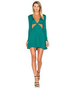 NBD | Приталенное И Расклешенное Платье Infatuation