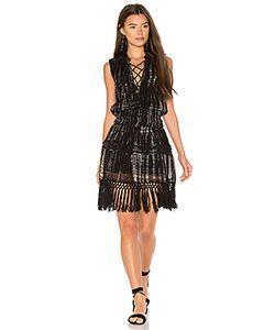 boemo | Платье Миди Agua Negro