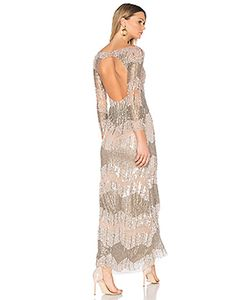 Patricia Bonaldi | Boatneck Beaded Gown