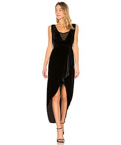 BCBGMAXAZRIA | Ria Asymmetrical Wrap Dress In