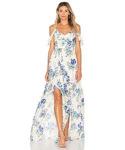 Amanda Uprichard | Хлопчатобумажное Платье Wren