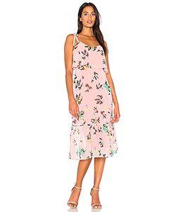 Line & Dot   Платье Со Сборками Riza