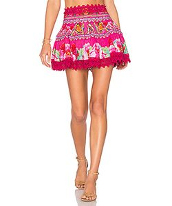 Camilla | Short Frill Hem Skirt
