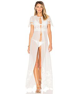 Tessora | Платье С Вышивкой