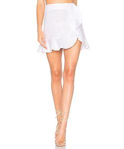 Karina Grimaldi | Bonita Linen Skirt