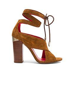 Pura López | Ankle Wrap Heel Pura Lopez