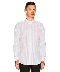 ZANEROBE | Рубашка Pinstripe Rugger
