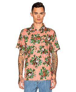 Obey | Рубашка С Коротким Рукавом Paradise