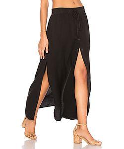 Bella Dahl | Button Front Maxi Skirt