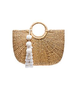 Jadetribe | Large Basket Tote