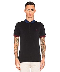 Fred Perry | Colour Block Pique Polo