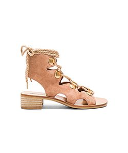 See By Chloe | Lace Up Sandal