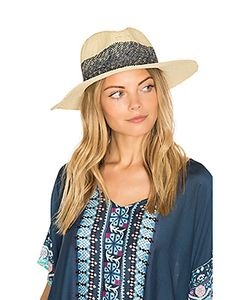 Hat Attack | Wide Stripe Fedora