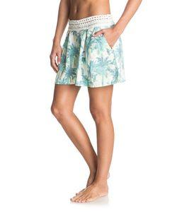 Roxy   Surf Queens Viscose Shorts