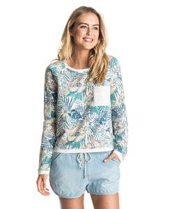 Roxy | Water Waves Cropped Sweatshirt