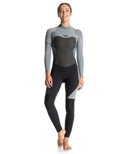 Roxy | Syncro 4/3mm Back Zip Full Wetsuit