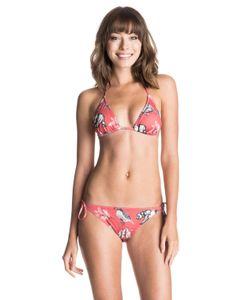 Roxy | Lotis Blue Bikini Set