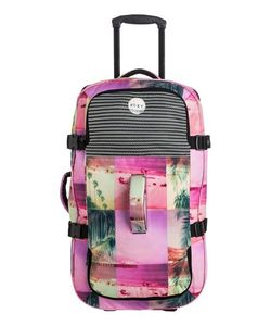 Roxy | Womens In The Clouds Photoprint Wheeled Suitcase