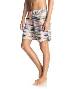 Roxy   Womens Printed 7 Boardshorts