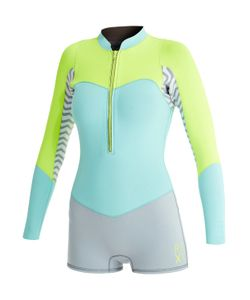 Roxy | Xy 2mm Long Sleeve Springsuit