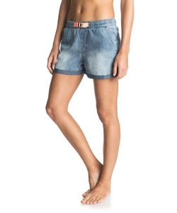 Roxy | Fonxy Denim Denim Shorts