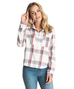 Roxy   Рубашка С Длинным Рукавом Plaid Party