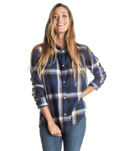 Roxy | Campay Flannel Long Sleeve Shirt