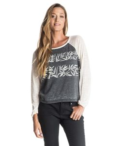 Roxy | Tube Riding Bamboo Stripe 3/4 Sleeve T-Shirt